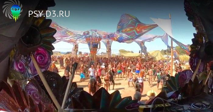 Psytrance All Around the World