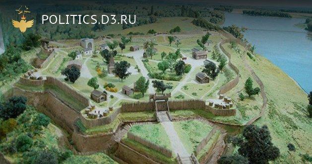 1770 год. Основание Россией Запорожья