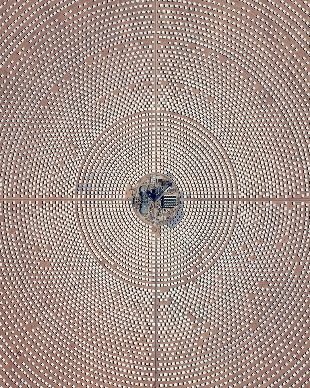 Варзазатская солнечная электростанция