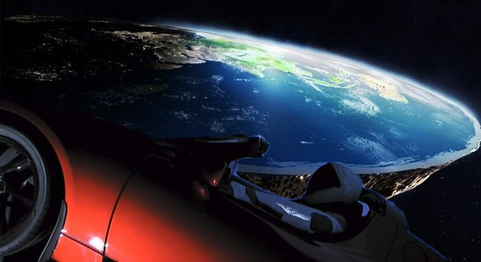 SpaceX успішно запустила ракету Falcon Heavy - Цензор.НЕТ 7898