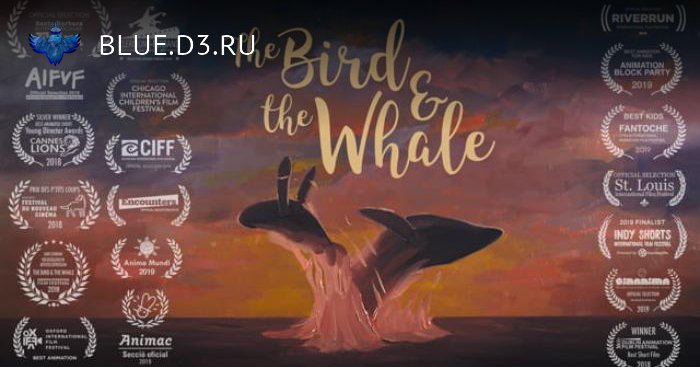 Птица и кит