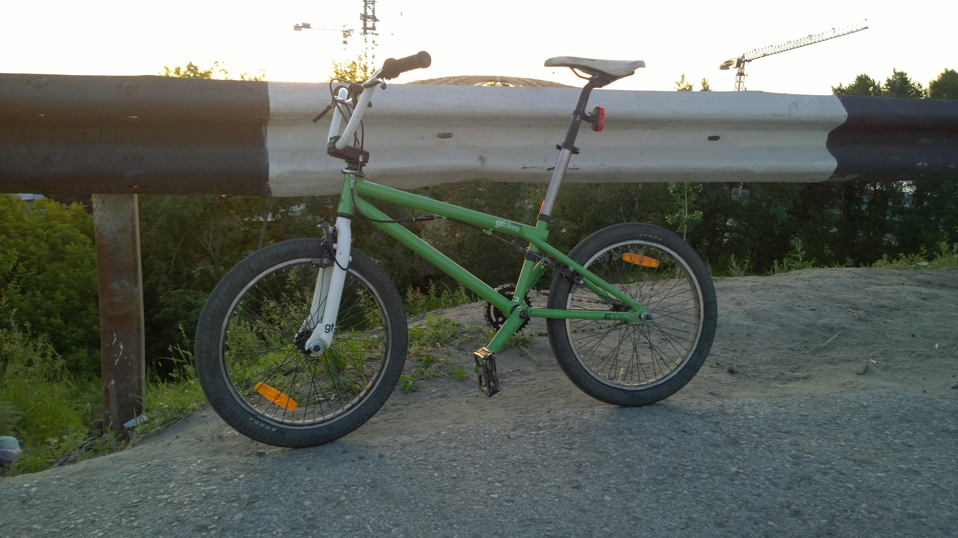 Карманный велосипед SeekerNSK