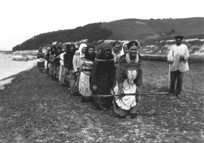 Бурлачки, 1910 год, Российская Империя