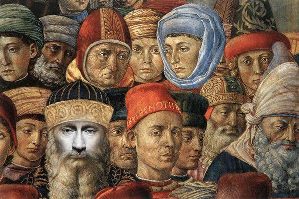 Владимир с бородой