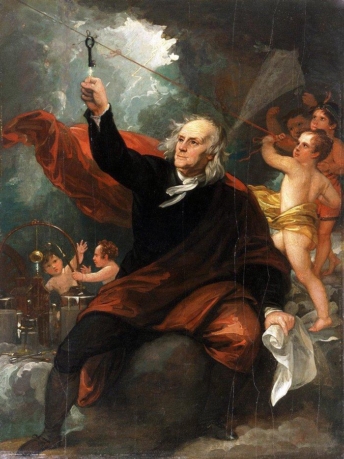 Benjamin Franklin (1816)