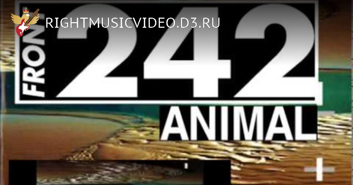Front 242— Animal (gate) 1993
