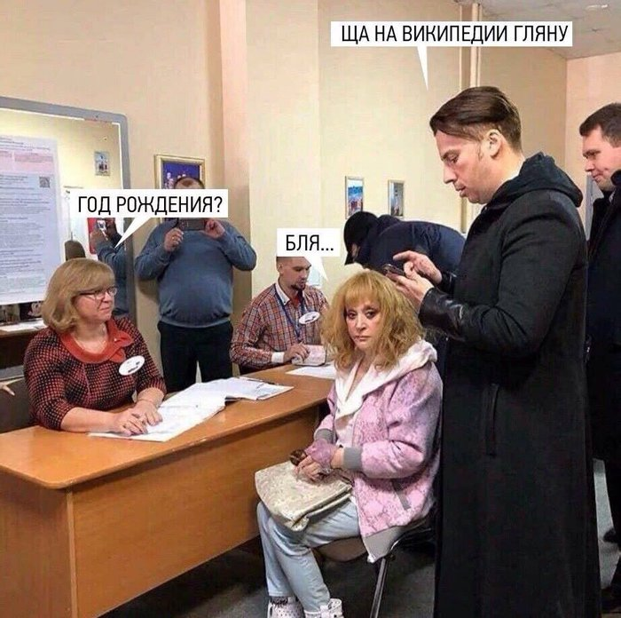"""""""Піпл хаває"""", - росіянин з'їв бюлетень у кабінці для голосування на знак протесту проти абсурдності виборів у РФ - Цензор.НЕТ 9979"""