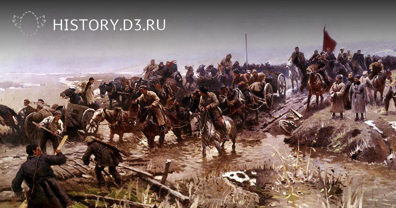 9 заблуждений о Гражданской войне в России (На самом деле их гораздо больше)