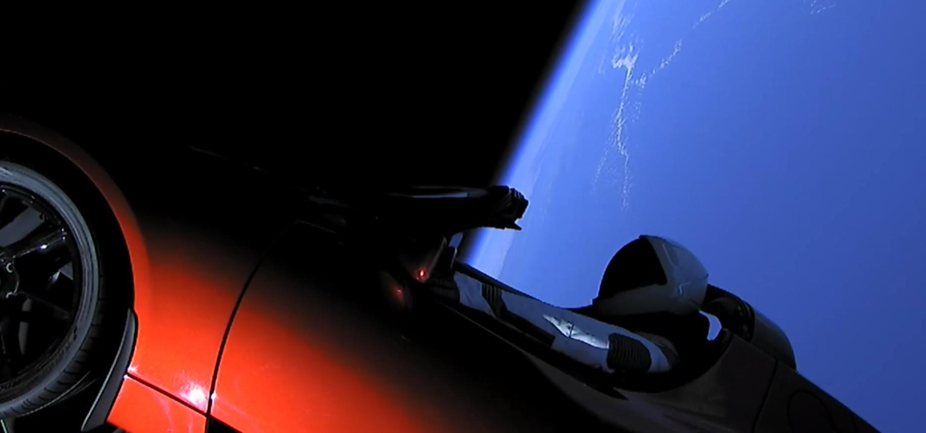 SpaceX успешно запустила ракету Falcon Heavy - Цензор.НЕТ 3098