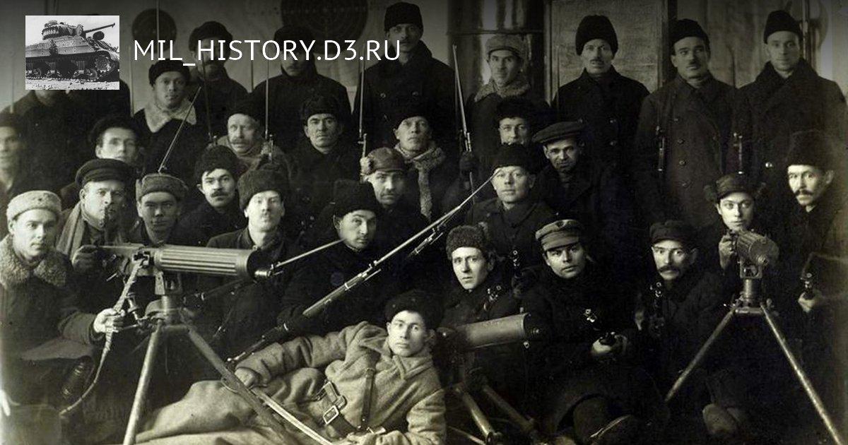Рабочие против большевиков: Ижевско–воткинское восстание