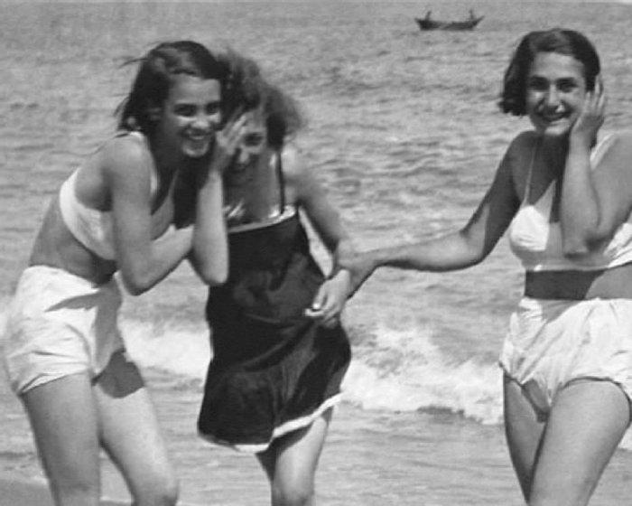 Счастливые, СССР, Одесса, 1933 год
