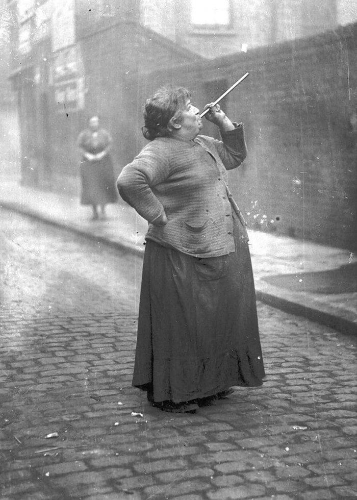Мэри Смит с Брентон-стрит, Лаймхаус, Лондон, родившаяся в 1865 году