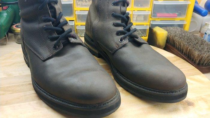 Ботинки №46