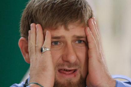 Кадырову заблокировали аккаунты в Instagram и Facebook из-за санкций США - Цензор.НЕТ 7413