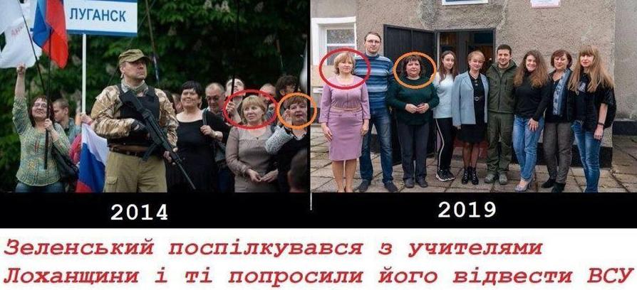 """Поліція збирається виселяти """"Азов"""" із Золотого-4, - журналіст Левін - Цензор.НЕТ 9206"""