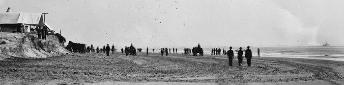 Чарльстон, Южная Каролина, США, 8 сентября 1863