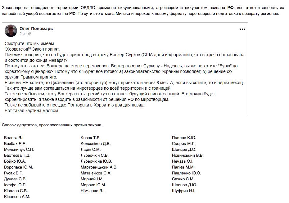 Как принимали Закон о деокупации. Репортаж из Рады - Цензор.НЕТ 3800