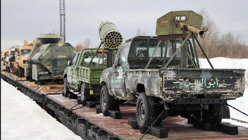 Россия может прибегнуть к ядерному оружию для быстрых побед над более слабыми соседями, - Пентагон - Цензор.НЕТ 2452