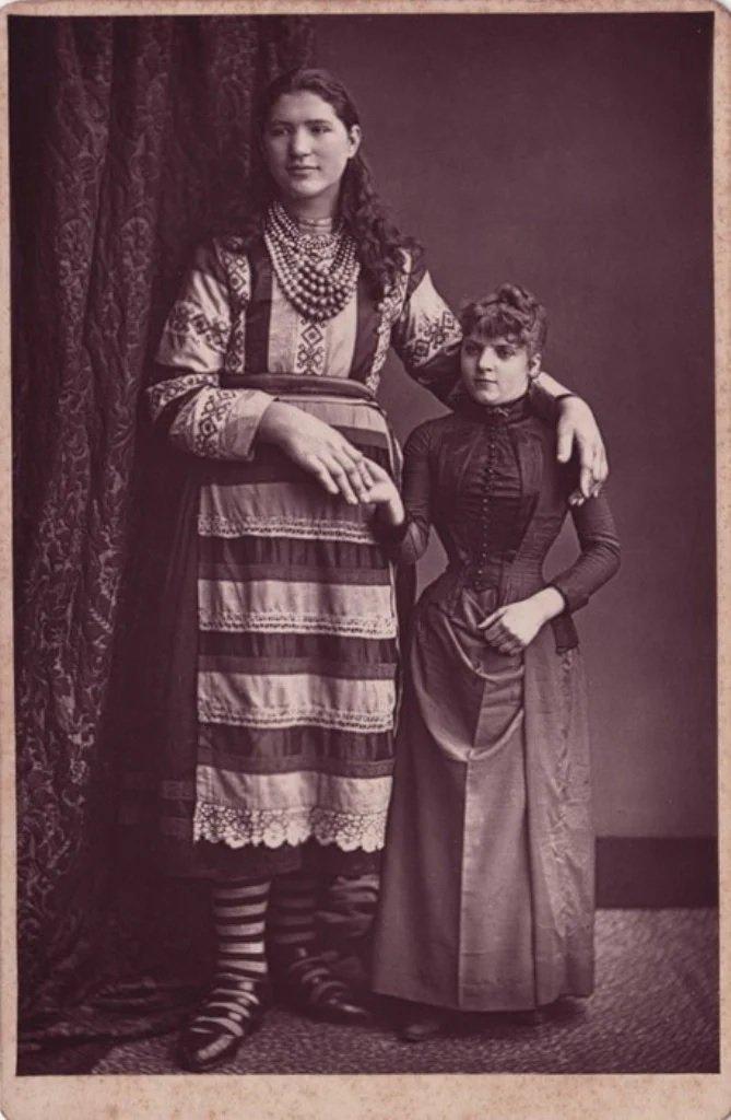 Елизвета Лыско, Германия, начало 1890–х