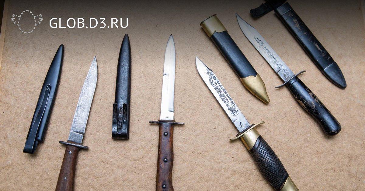 Коллекционер передал Музею Победы 50 редких клинков