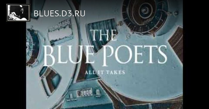 The Blue Poets— Crawling