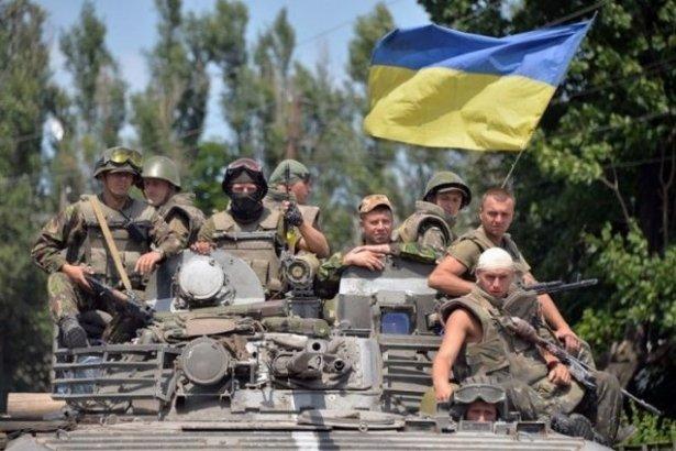 """Сухопутные войска - это тот """"крепкий орешек"""", который выступает гарантом безопасности нашей страны"""", - Гройсман - Цензор.НЕТ 1254"""