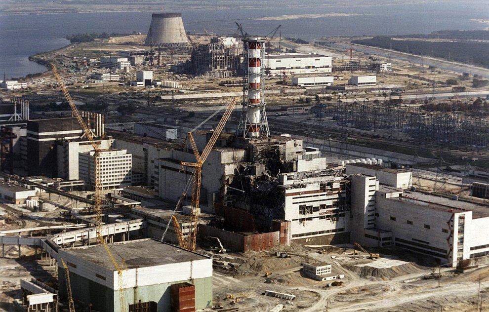 Крупнейшие радиационные аварии в мире