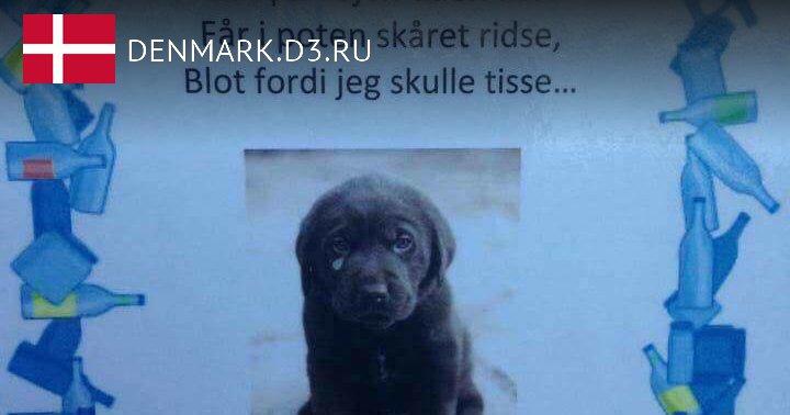 Учим датский