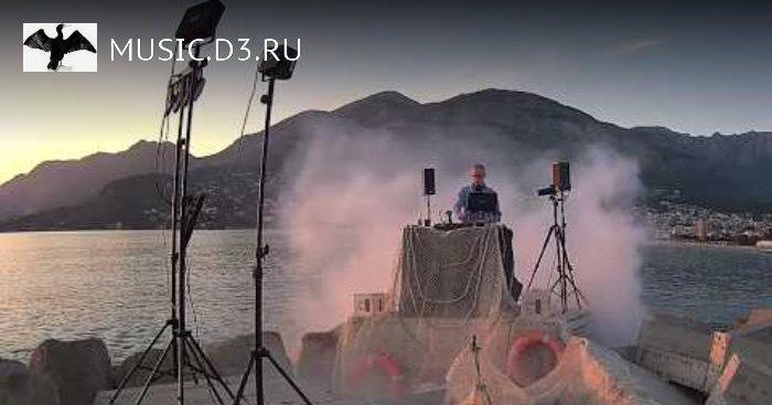 Видео моего DJ сэта в порту города Бар, Черногория