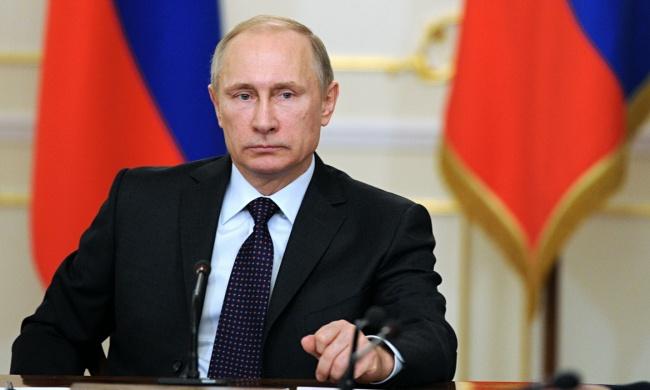 Владимир Путин обвинил США в потакании террористам