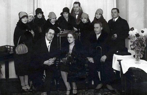 Расстрелянный театр СКАТУВЭ, 1938 год, Москва