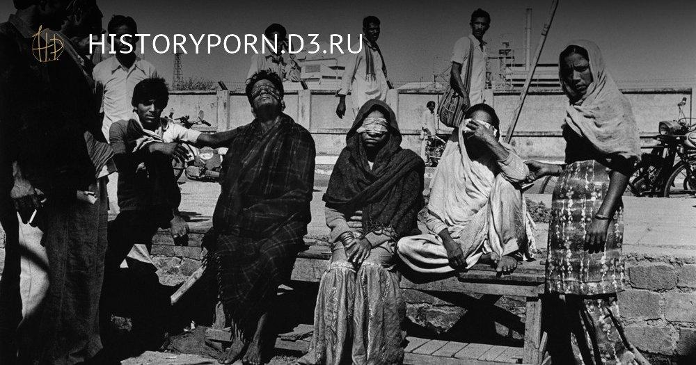 Выжившие в Бхопальской катастрофе, 3 декабря 1984 года, Индия