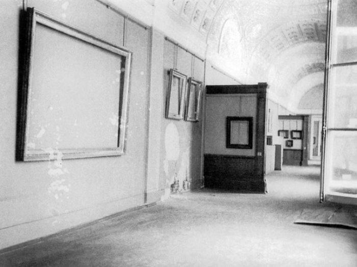 Государственный музей Эрмитаж, 1941 год, Ленинград\