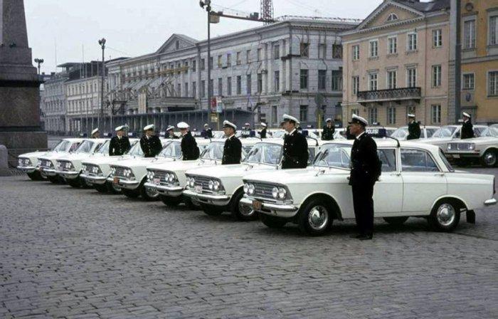 Хельсинки, 1965 год